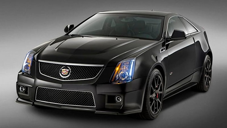 Cadillac bids farewell to CTS-V Coupe with special edition