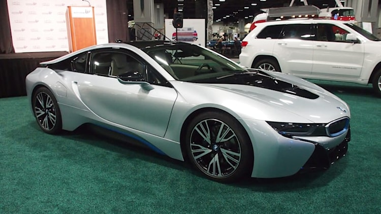 Jeep Grand Cherokee, BMW i8, Ford F-150 win 2015 Green Car Awards in DC [w/video]