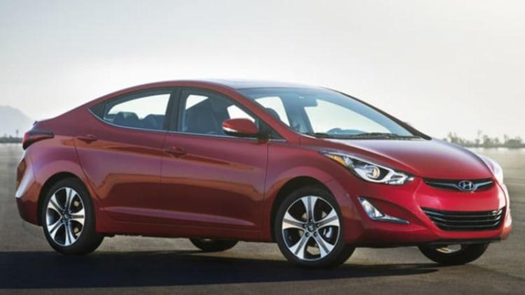 Hyundai sells its 10,000,000th Elantra