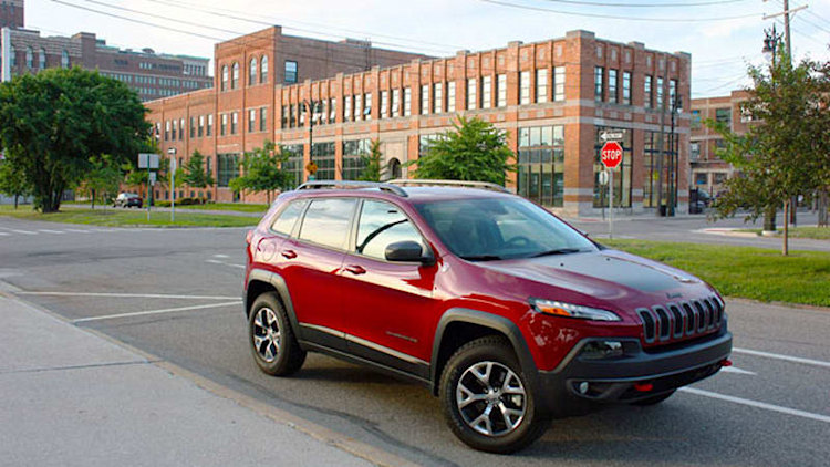 2014 Jeep Cherokee: June 2014