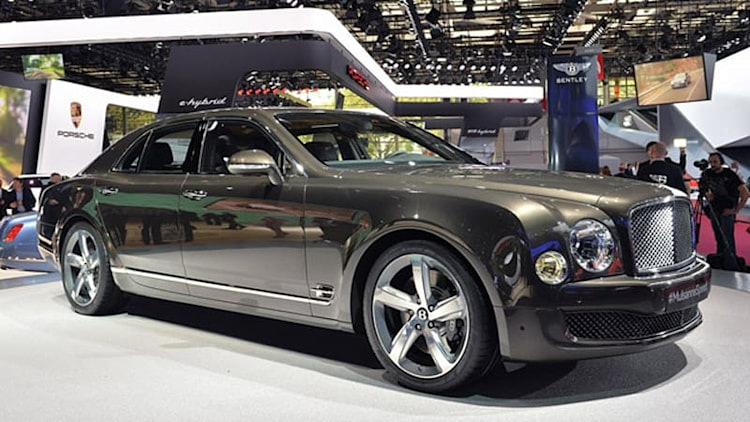 2015 Bentley Mulsanne Speed is totally torque-tastic