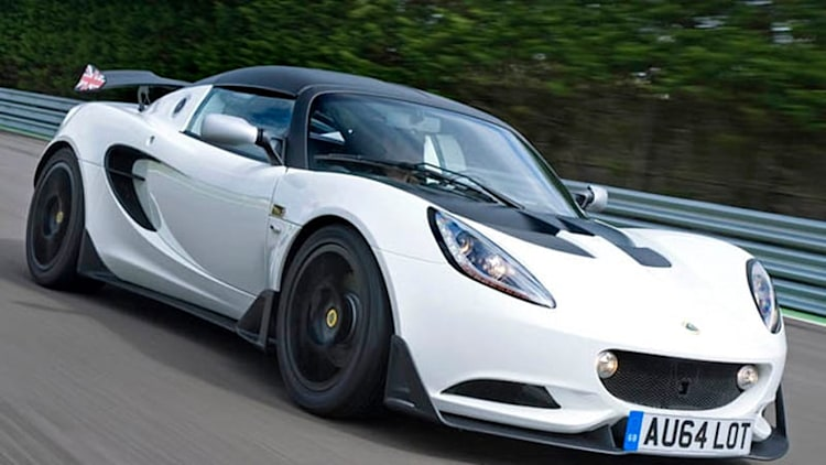 Lotus confirms new Elise S Cup
