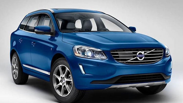 2015 Volvo Ocean Race XC60 priced from $42,100*