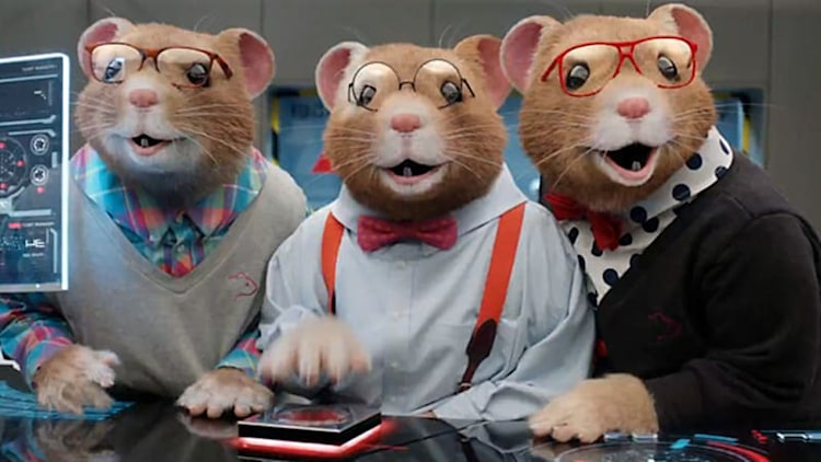 Kia Soul EV ad campaign charges up with sexified hamsters