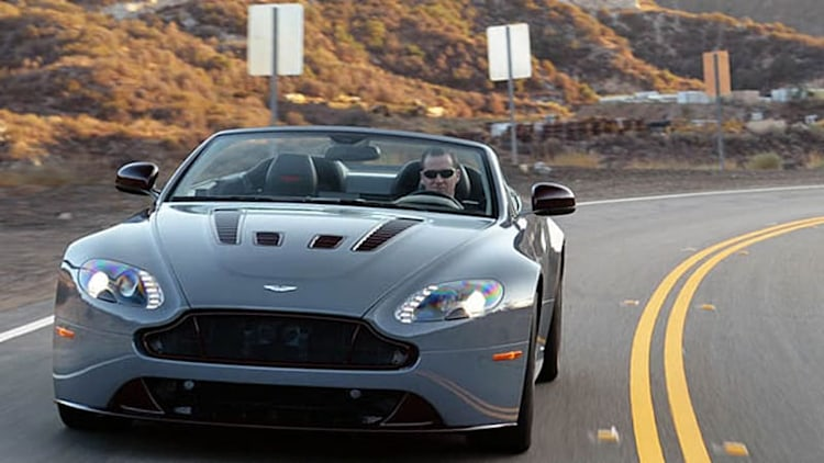NHTSA grants Aston Martin temporary exemption from new safety standards