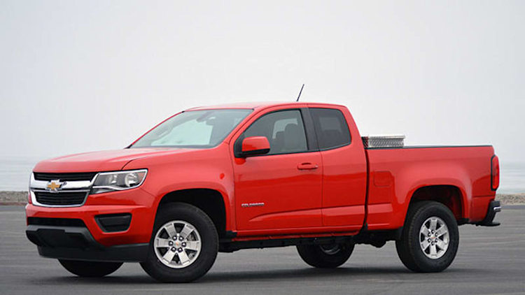 2015 Chevrolet Colorado [w/video]
