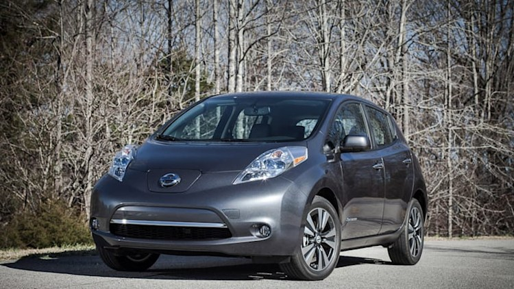 Nissan already planning for EV sales once incentives run out