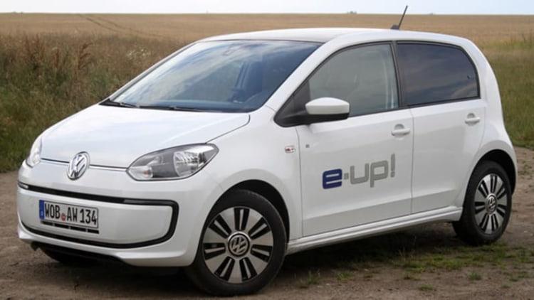 2014 Volkswagen e-Up!