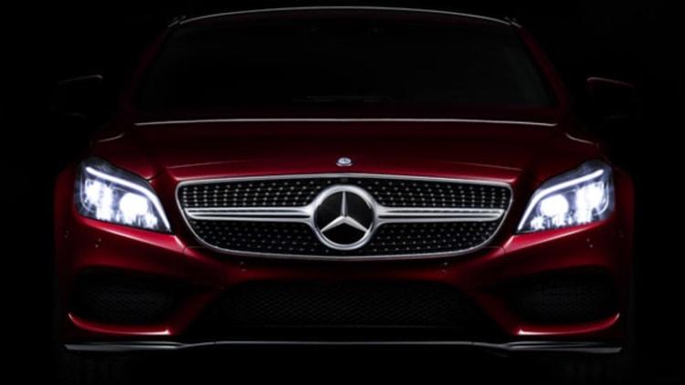 US market Mercedes-Benz CLS won't offer MultiBeam LEDs