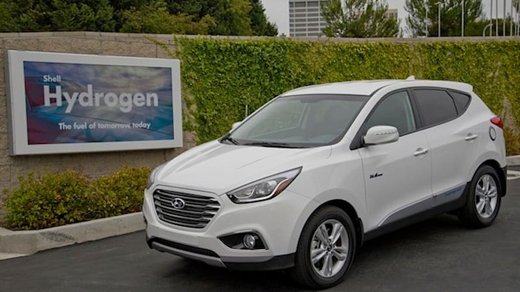 Hyundai hearts House Hydrogen and Fuel Cell Caucus in Tucson promotion