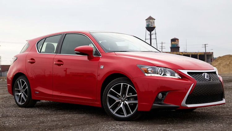 Recharge Wrap-up: Lexus CT 200h is NWAPA's favorite hybrid, 'No Charge to Charge' in LA