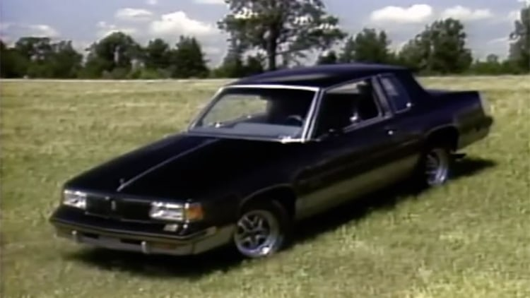MotorWeek's 80's GM muscle coupe roundup includes Regal GN and Monte Carlo SS