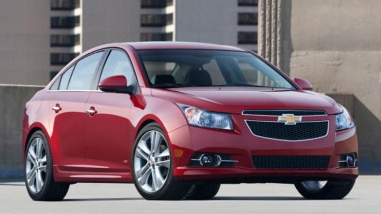 GM announces four new recalls, 507k vehicles affected