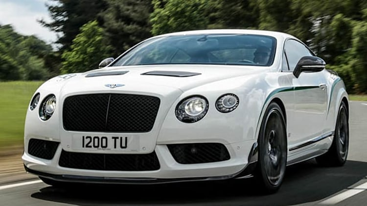 Bentley designer hints at even faster Continental GT3-R