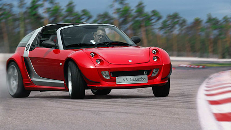 Recharge Wrap-Up: No new Smart Roadster, Africa to UK on one tank, Duke's efficient axial engine [w/videos]