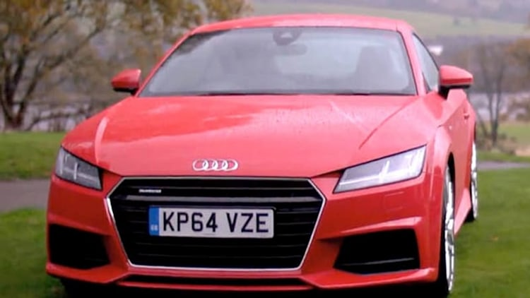 2015 Audi TT picks up the style, pace with Xcar