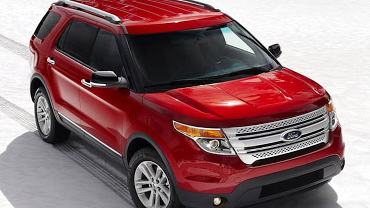 Ford sells 7-millionth Explorer in America
