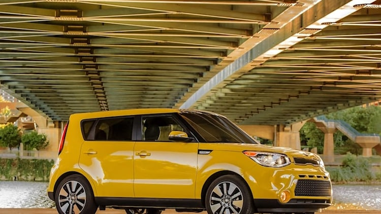 Kia sold 123 North American Soul EVs in October