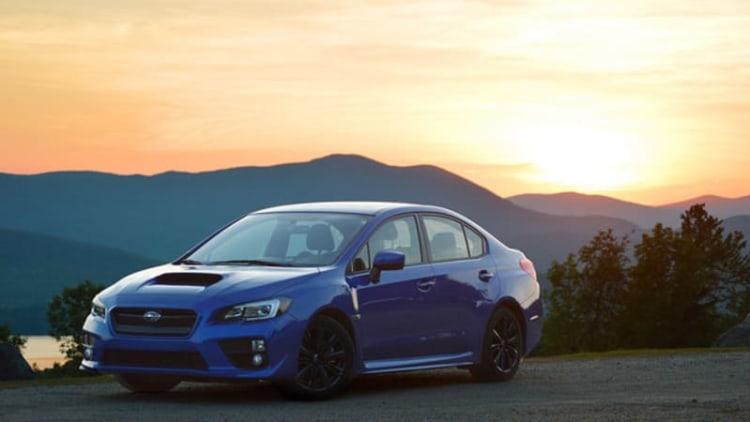2015 Subaru WRX: Road trip to Maine [w/video]
