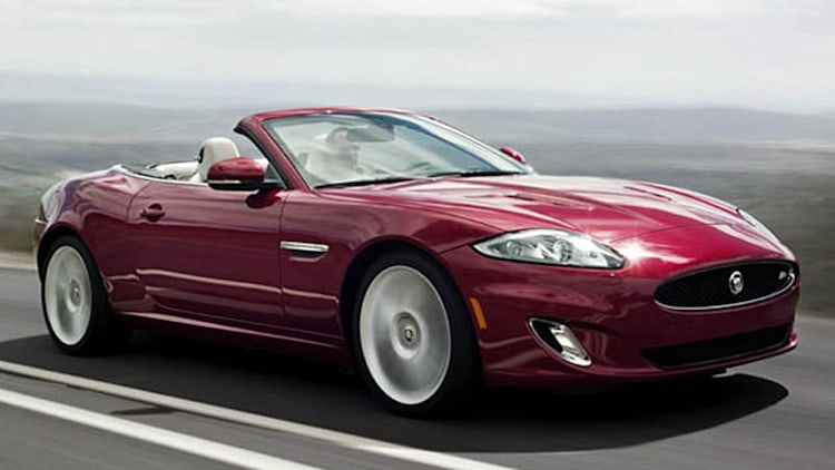 Jaguar could still revive XK as luxury grand tourer