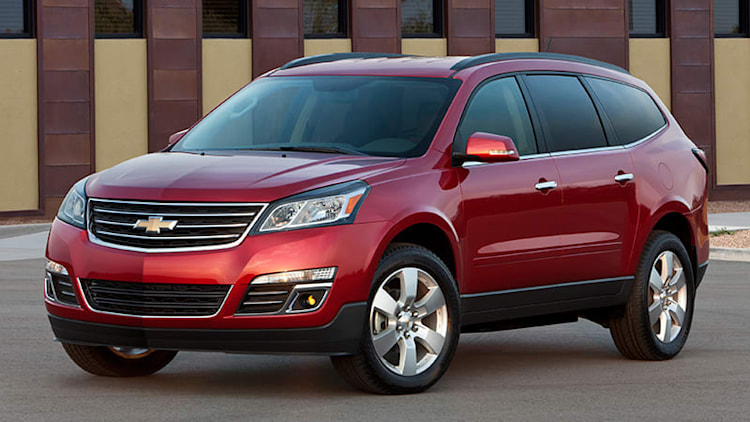GM issues CUV stop-sale due to Goodyear tires [UPDATE]