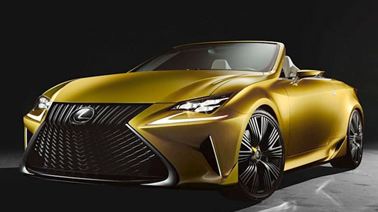 Lexus nixes RC convertible in favor of LS-based 3-row crossover [w/poll]