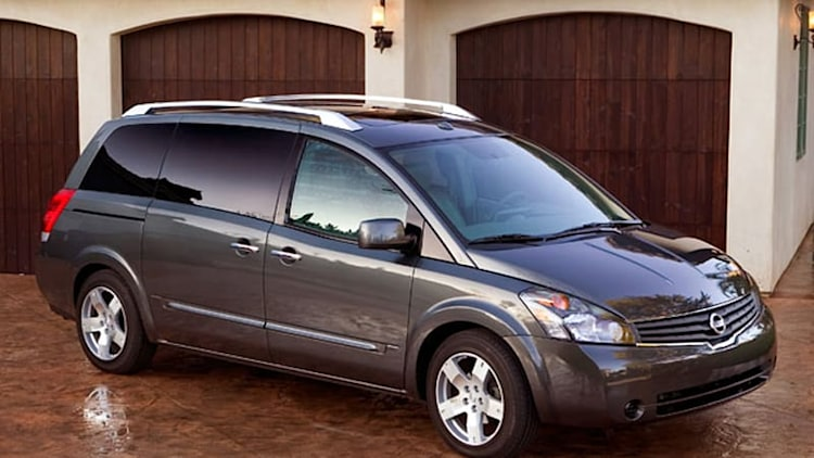 Nissan Quest under investigation for inaccurate fuel gauges