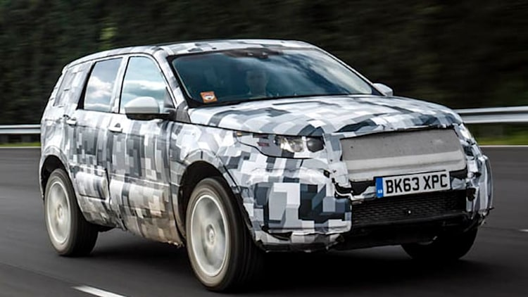 Land Rover Discovery Sport put to the test ahead of September 3 debut [w/videos]