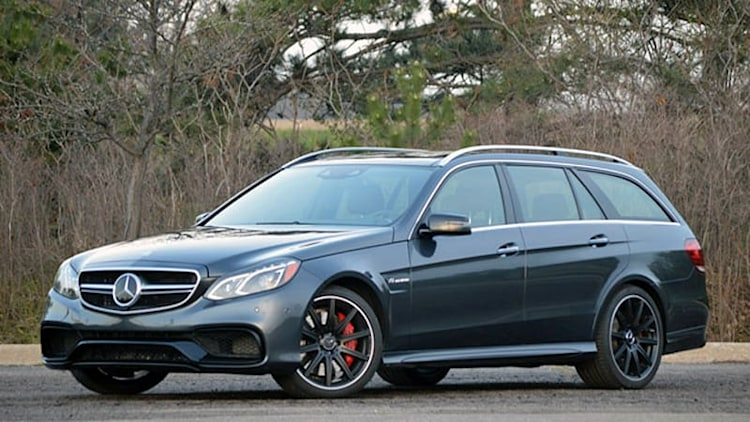 2014 Mercedes-Benz E63 AMG S 4Matic Wagon