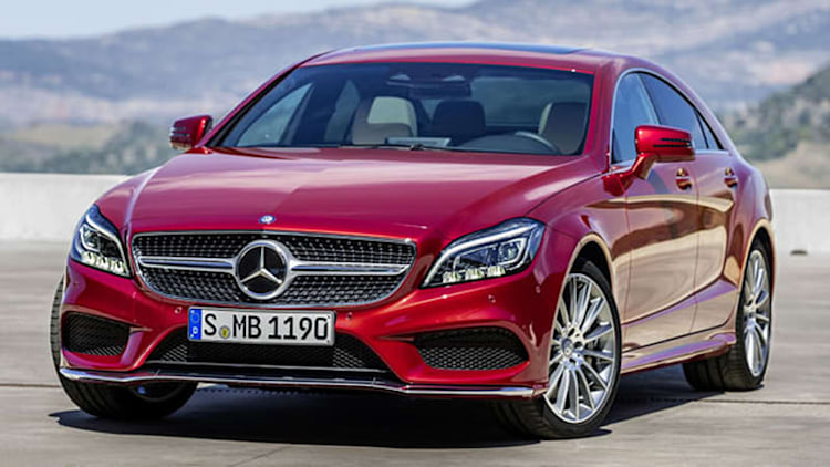 Mercedes reveals subtly updated new CLS-Class [UPDATE]
