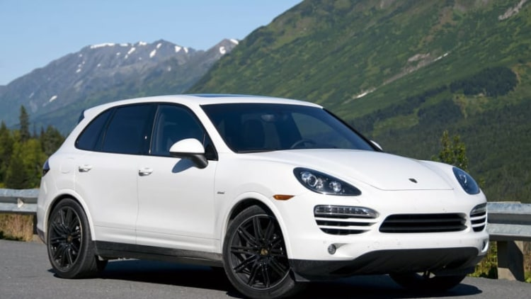 Porsche Cayenne diesel V8 may not be long for this world