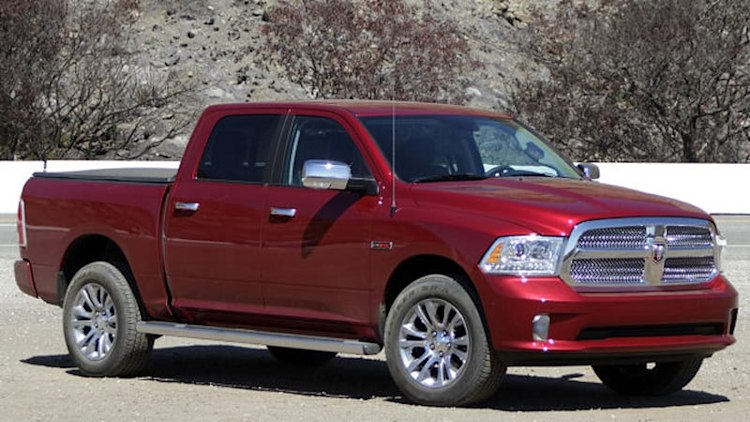 Consumer Reports says Ram 1500 tops fuel economy fight [w/video]