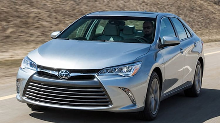 Toyota explains what names like Camry and Yaris mean
