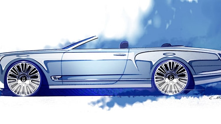 Bentley putting Mulsanne-based Azure, Brooklands back on the table [w/poll]
