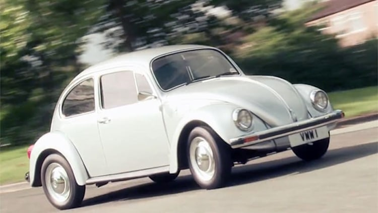 Was the VW Beetle the most important object of the 20th Century?