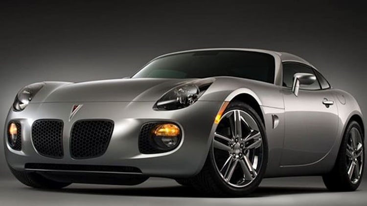 Officially Official: GM kills Pontiac *UPDATED with LIVE webcast embed*