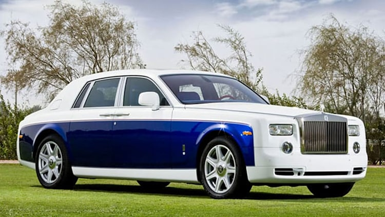 Sheikh, Rattle and Rolls: Another special Phantom for Abu Dhabi
