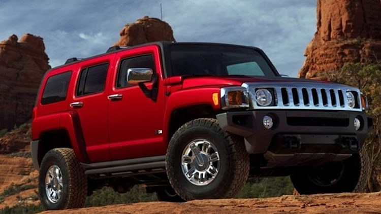 Turn Out the Lights: Final Hummer H3 rolls off the line... for Avis