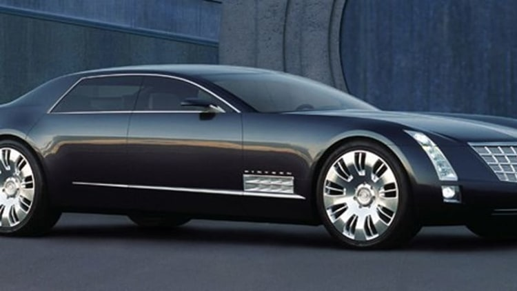 C/D: Cadillac to get new range-topping rear-wheel-drive flagship