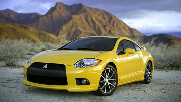 Mitsubishi to kill off Eclipse, Endeavor in August, Galant to live on
