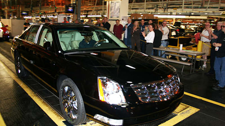 Final Cadillac DTS goes to Bulgari Collection
