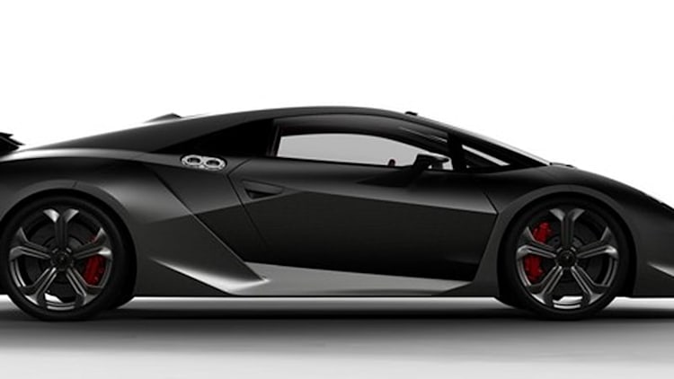 Reventón, Sesto Elemento just the beginning for Lamborghini