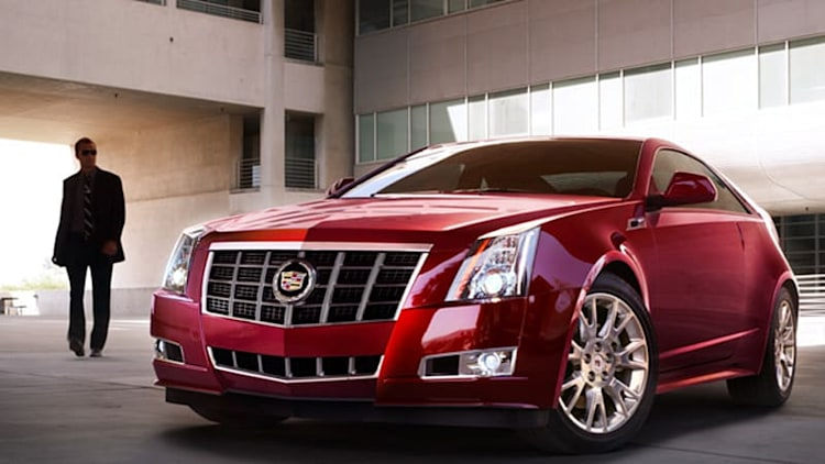 Future Cadillac coupe and wagon models may not be CTS variants