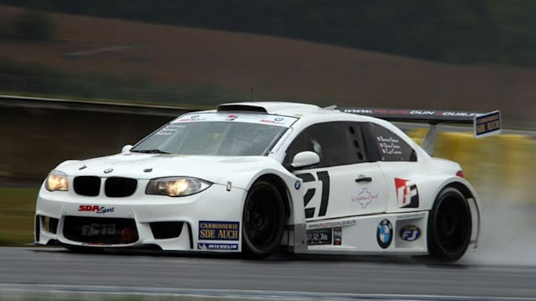 This BMW 1M makes 550 hp thanks to American muscle [w/video]