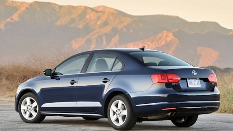 2011 Volkswagen Jetta TDI: January 2012