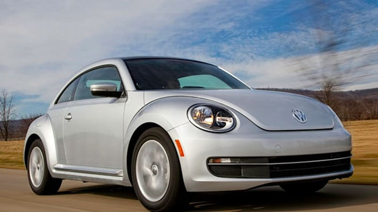 Butch new Volkswagen Beetle earning more man love