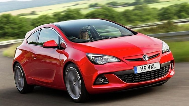 Vauxhall launches new 195-HP turbodiesel Astra GTC together with refresh