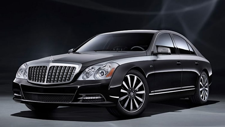 Maybach officially discontinues all models for 2013