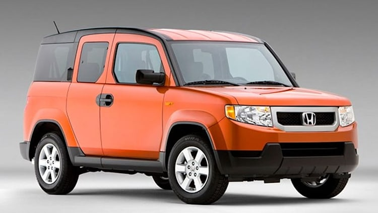 Honda recalling 2007-11 Element, 2012 Ridgeline models