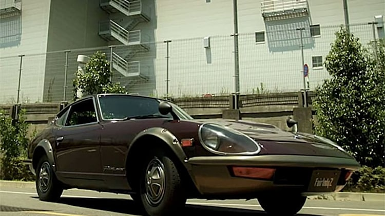 Jay Leno's Garage visits Japan to drive Datsun 240Z, ask Nissan about successor